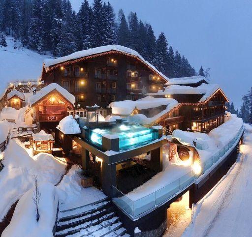 Trentino, 4* con spa e piscina a sfioro da sogno!