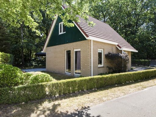 Luxe Landal bungalow in Brabant