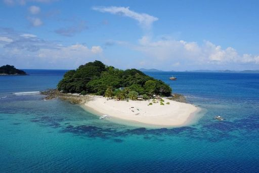 Always dreamt of your own tropical island? Well, you can rent one in the Philippines for just £70pp!