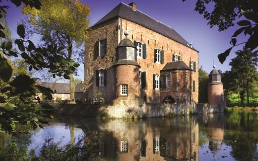 Prachtig kasteelhotel in Zuid-Limburg