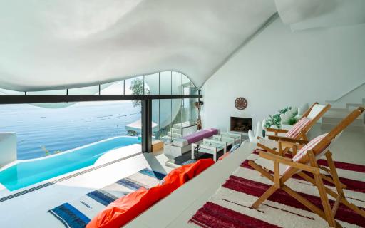 Villa unique d'architecte en Andalousie