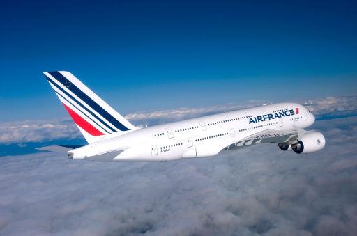 Flug-Sale bei Air France
