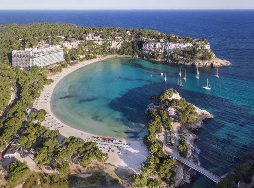 Menorca en hotel Meliá 5* con desayunos