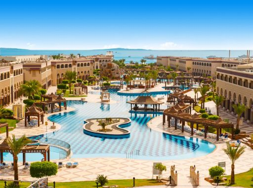 Even wachten: Hurghada!