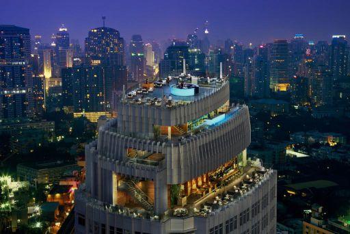 Leuk hotel in Bangkok