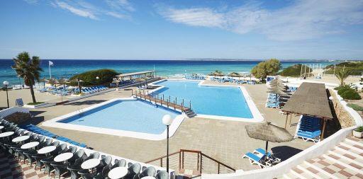 TODO INCLUIDO en Formentera en hotel a pie de playa