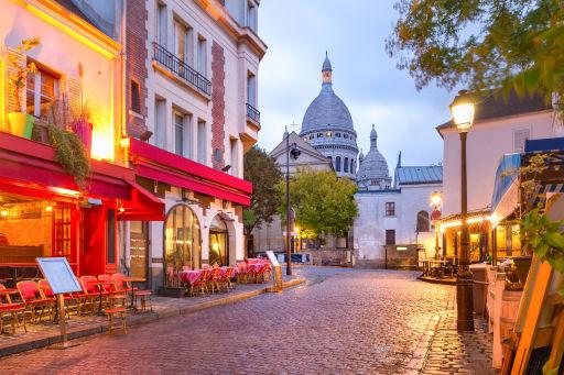 Puente de Octubre en París 4* a 5 min del Sacre Coeur