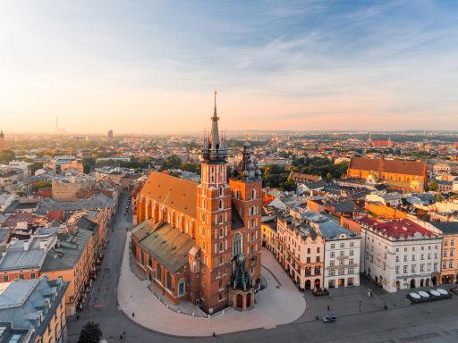 City break na krakowskim Kazimierzu
