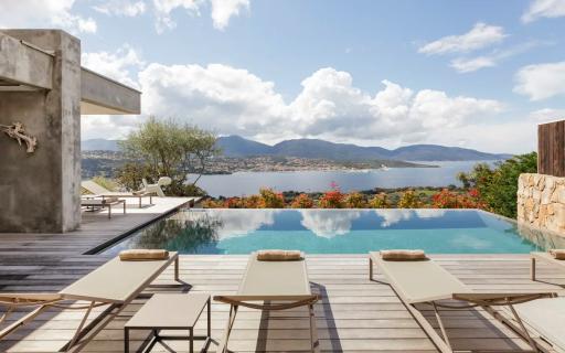Villa Airbnb magnifique en Corse