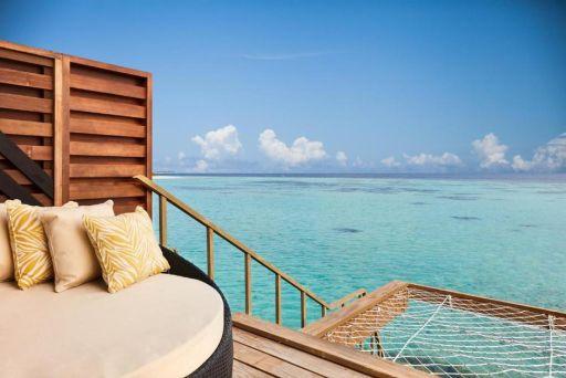 Luxusurlaub auf den Malediven in der Overwater-Villa!