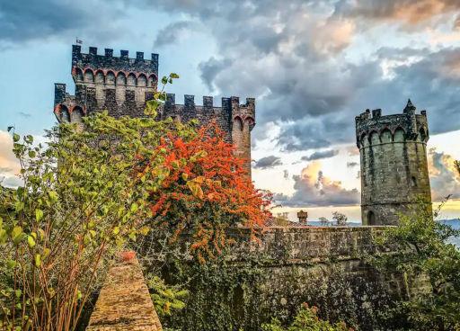 Diventate i Re e le Regine di un castello!