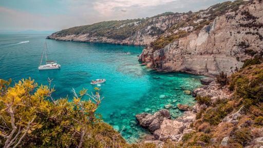 Sail, Sun & Fun: Segelabenteuer Griechenland