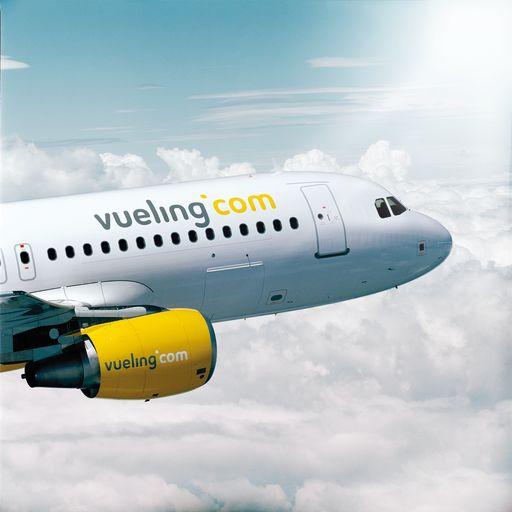 50% di sconto direttamente su Vueling