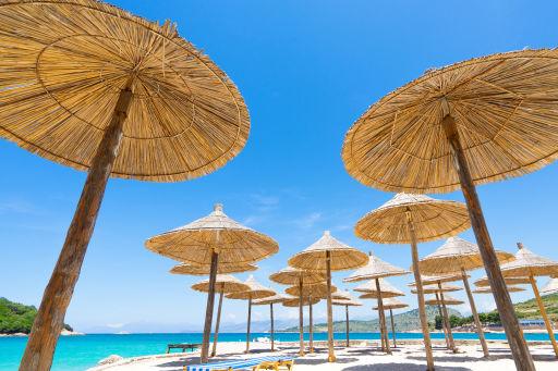 Najpiękniejsze plaże w Albanii