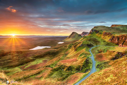 Wild camping in Scotland! Check out these 5 stunning spots!