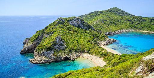 4* Resort mit Privatstrand in Griechenland
