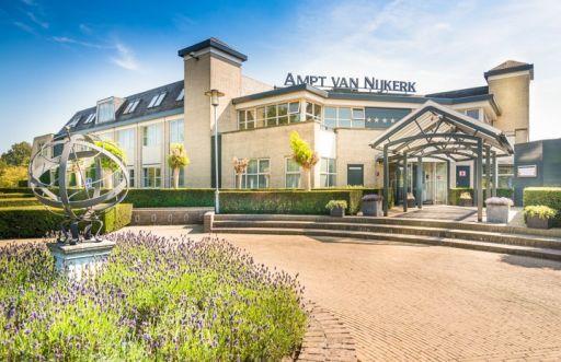 Honeymoon suite in Golden Tulip Ampt van Nijkerk