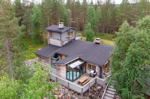 Schitterend natuurhuisje in Finland