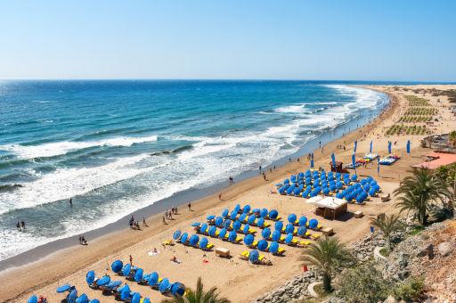 Budgetvakantie naar Gran Canaria