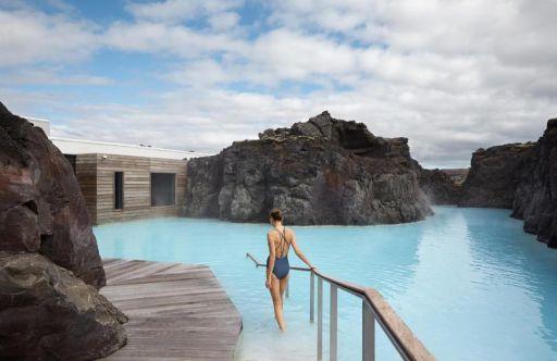 Hôtel 5* incroyable au coeur du Blue Lagoon en Islande