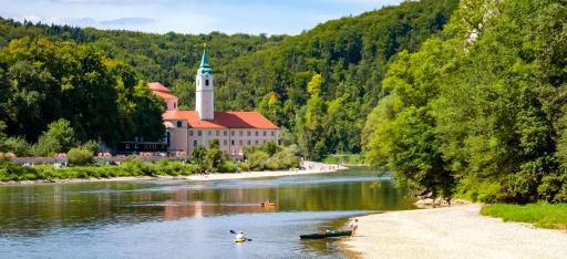 Entspannter Kurztrip nahe Regensburg