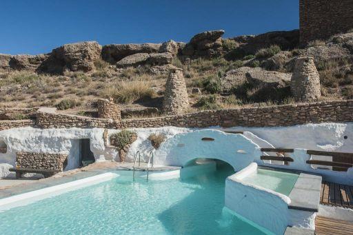 Fin de semana en Casa-cueva en Guadix, Granada