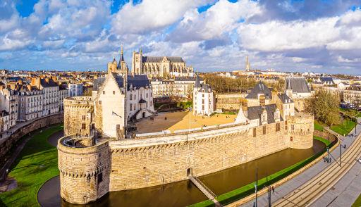 Découvrez la ville de Nantes à petit prix