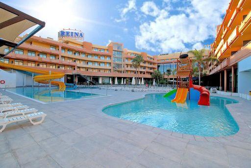 7 noches en aparthotel 4* con PENSIÓN COMPLETA en la costa de Almería