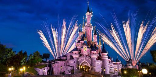 Disney's Magical Fireworks & Bonfire