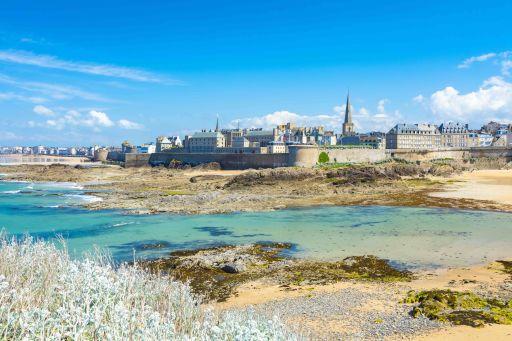 Bel hôtel entre Rennes et Saint-Malo