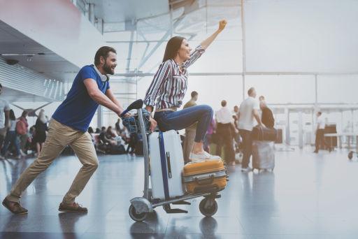 A gdyby tak płacić za loty wsiadając do samolotu?
