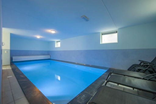 Wellnessvilla in Limburg met privézwembad