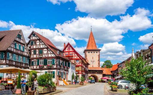 Vakantie in het Duitse Haslach in het Zwarte Woud