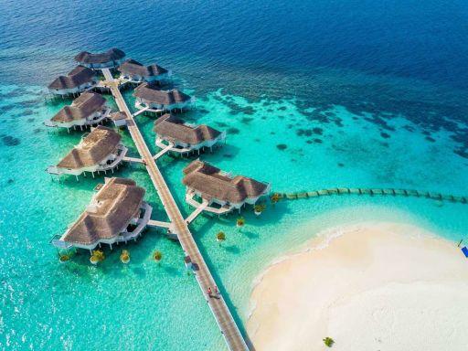 Ontzettend luxe op de Malediven