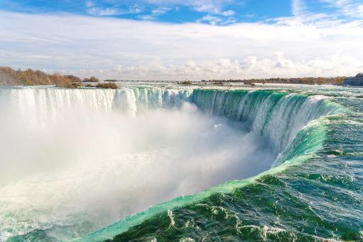 Iceland, Niagara Falls & NYC triple holiday w/flights, hotels & train