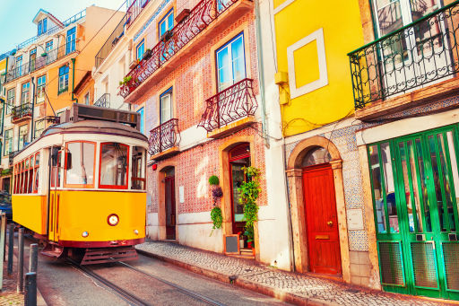 Solo Lisbon Vacation from $450!