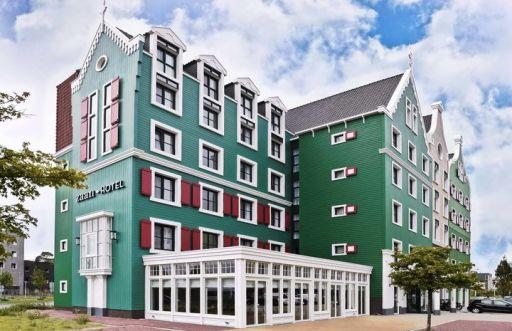 Unieke overnachting in Zaandam