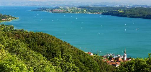 Fast 220€ günstiger an den Bodensee