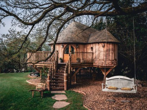 Tree-mendous stays: Our top 10 UK tree houses you can actually stay in