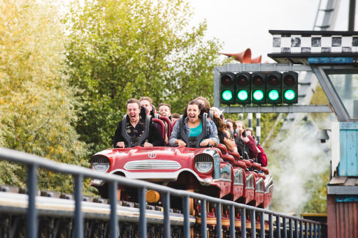 Tickets to Thorpe Park from £39pp & optional hotel stay from £30 per night 🎢