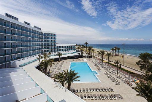 Hotel 4* en primera línea de playa en Roquetas de Mar