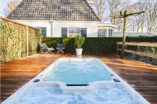 Deze villa heeft een privé zwembad en ligt vlakbij de Efteling!