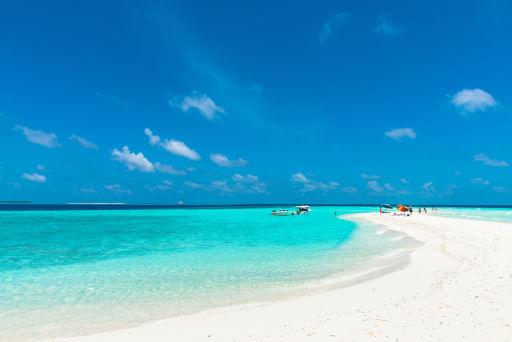 Strand-Hotel auf den Malediven für nur 25€