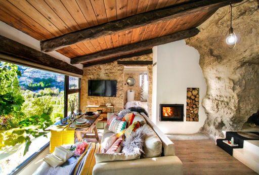 XUQ Lomas de Ruvira: casas cueva de diseño para una escapada rural con estilo