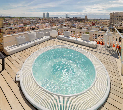 Barcelona in luxe