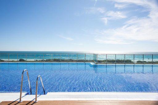 Hotel 4* a pie de playa en Costa Ballena, Cádiz