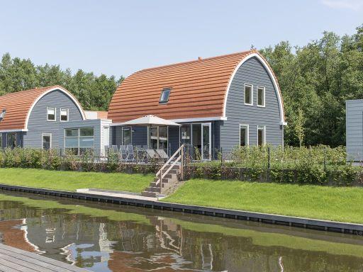 Wellnesshuisje in Drenthe met privézwembad