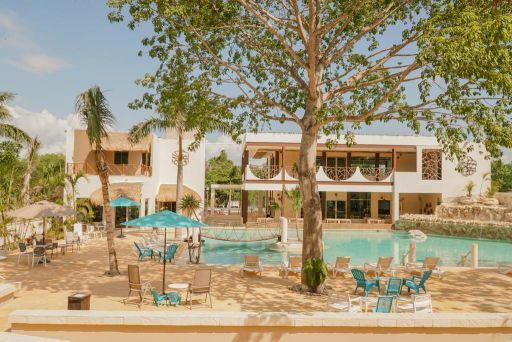 Hotel de lujo en México a precio 'low cost'