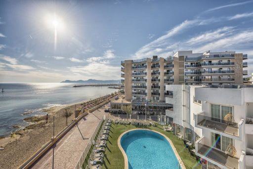 Vacaciones en Mallorca en hotel 4* a pie de playa