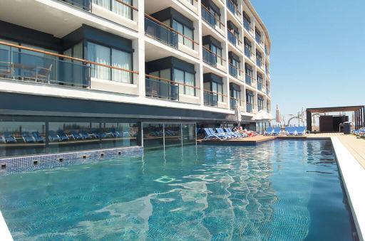 3 noches con TODO INCLUIDO en habitación con vistas al mar en el Delta del Ebro